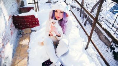 Andreea Retinschi: Cand aveam 5-6 ani, aranjam pui de pisica in cadru si il rugam pe tata sa ii fotografieze