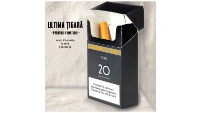 Ultima sfanta tigara