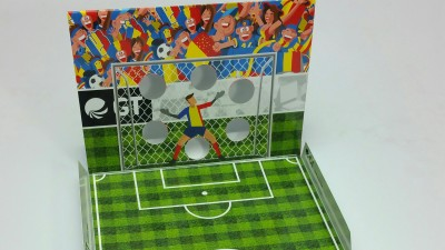 Grafica si Tipar - Joc Fotbal