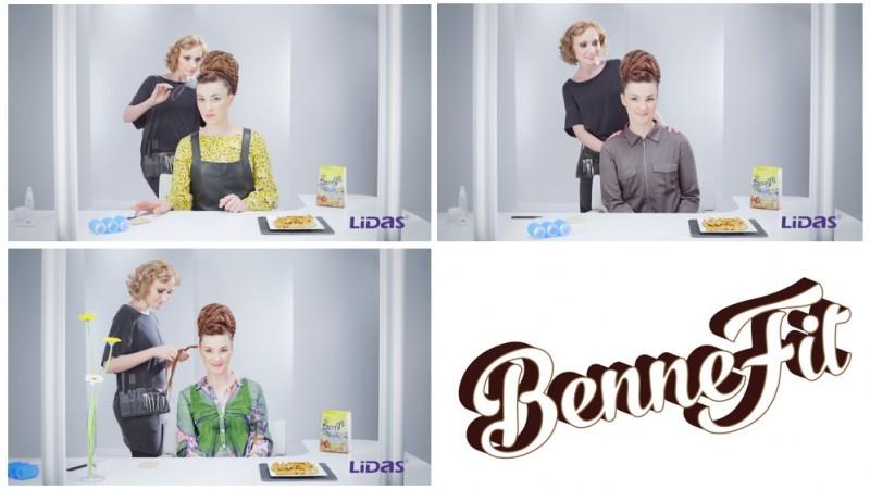BenneFit, inovatie strategica in campania TV.Transferarea conceptului de creatie in multiple ocazii de consum sau cum te poti asocia in mod relevant oricarei ocazii