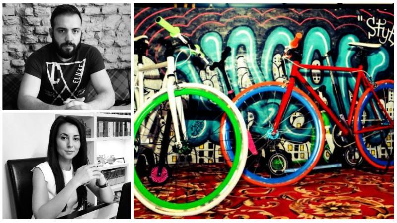 Valentin Ionescu si Patricia Arbanas, despre Salonul Bicicletei: Stimularea cresterii industriei de biciclete este unul dintre aspectele esentiale la care contribuie aceasta expozitie nationala