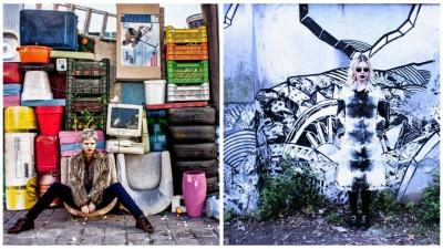 Camuflaje in spatiul urban. Sau dincolo de cortina City Stage