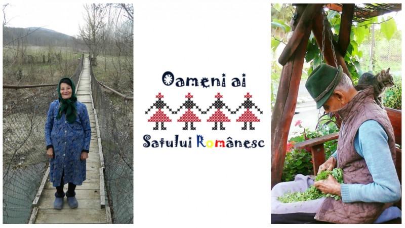 Oamenii satului romanesc, adusi impreuna pe Facebook