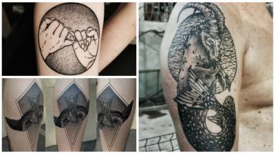 [Arta pielii] Rares Cartianu: Dupa moda tatuajelor tribale, au urmat stilul japonez si realismul black&grey, iar in ultimul timp se remarca cerinta pentru desenele watercolour
