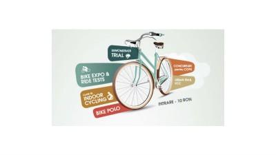Expozitia nationala Salonul Bicicletei 2016 are loc intre 25-27 martie la Romexpo