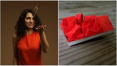Ioana Ardelean: de la arhitectura spre coregrafii de bijuterii