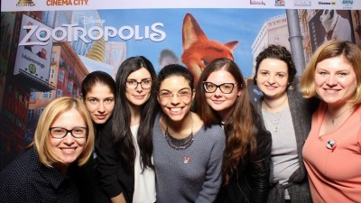 Zootropolis – ultima experienta cinematografica marca Disney