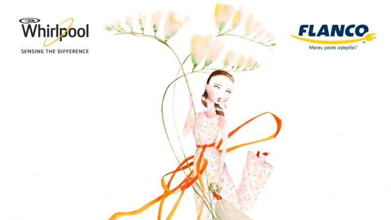 """Whirlpool Romania lanseaza campania """"Femeile au avut intotdeauna un Al 6-lea Simt"""""""