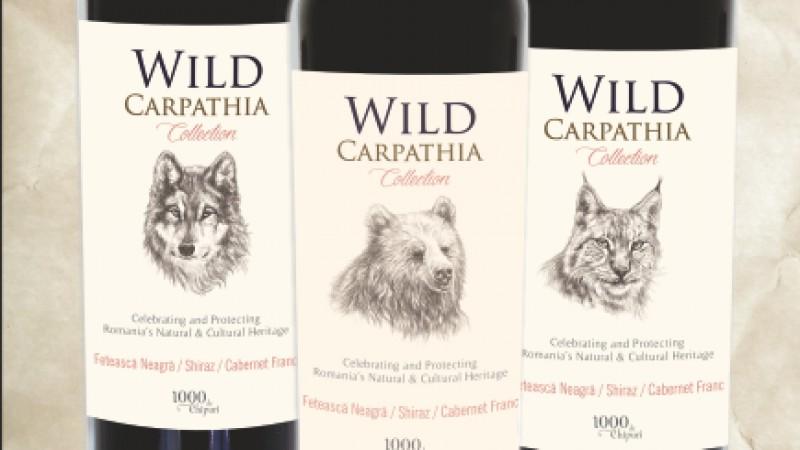 Wild Carpathia Collection, un vin creat pentru un film