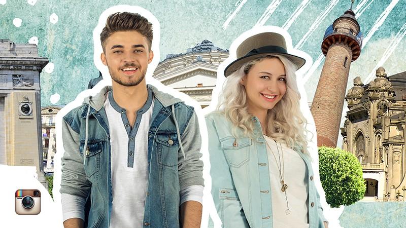 Lidl Romania si Kaleidoscope Proximity au intrat pe Instagram cu panorama #WeLove #Denim