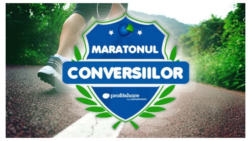 A inceput Maratonul Conversiilor, cursa anului in afiliere