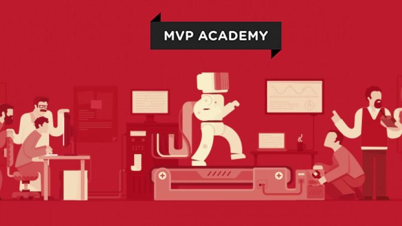 Investitori, antreprenori si profesionisti cunoscuti din industrie se alatura programului de accelerare MVP Academy