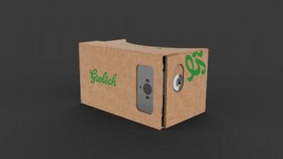 Grolsch te provoaca sa experimentezi realitateavirtuala la tine acasa