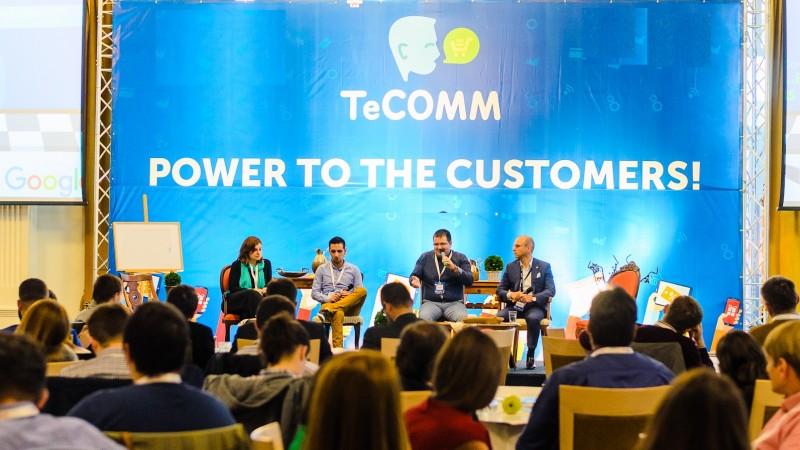 "Autorul best-seller-ului ""The AdWords Bible for eCommerce"", prezent la TeCOMM Bucuresti - conferinta de eCommerce"