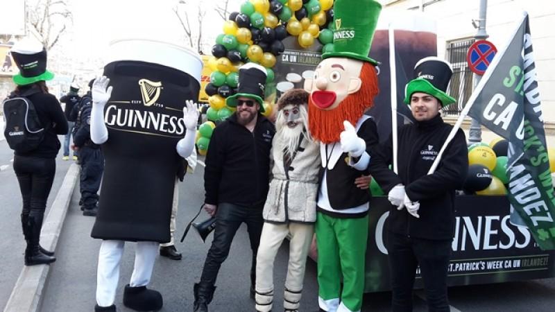 Spiritul sarbatorilor irlandeze continua si dupa St. Patrick's Day, cu aplicatia Harpeteer