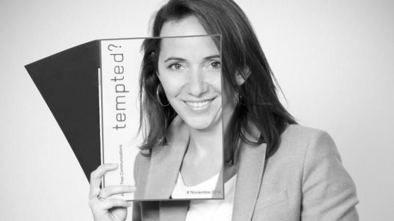 Olivia Walsh, Creative Director la apple tree communications, completeaza juriul FIBRA