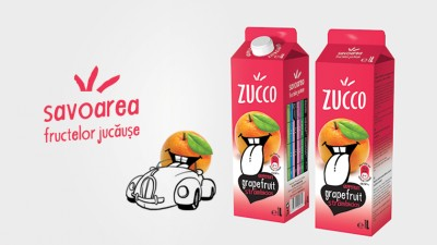 Zucco - Packaging