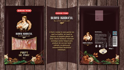 Bunea Haiducul - Packaging (2)
