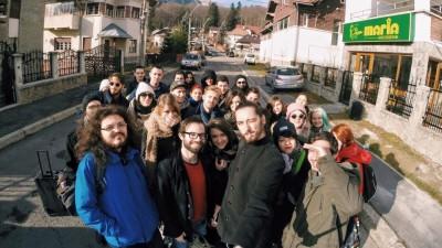 Roadtrip pe drumurile distractiei cu Advice Students Romania