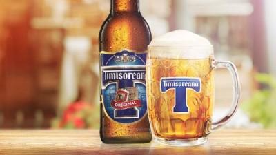 Berea Timisoreana creste in preferintele consumatorilor de peste Prut