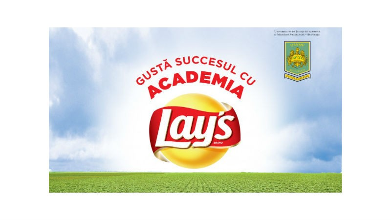 Lay's pregateste noua generatie de fermieri romani, prin lansarea programului Academia Lay's