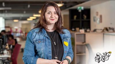 Adela Preda este noul Digital Creative Strategist al Profero Romania