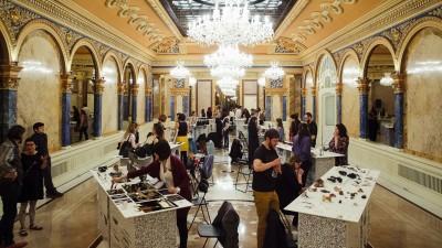 Ana Barbu, Doru Dumitrescu, Iza Visoianu, Cleopatra Cosulet, Mona Velciov si Sunyoung Kim, preFeratii AUTOR 2016 - #TheFwordEdition