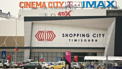 Cinema City a inaugurat, la Timisoara, un multiplex unic in Europa Centrala si de Est, reunind sub acelasi acoperis tehnologiile IMAX & 4DX