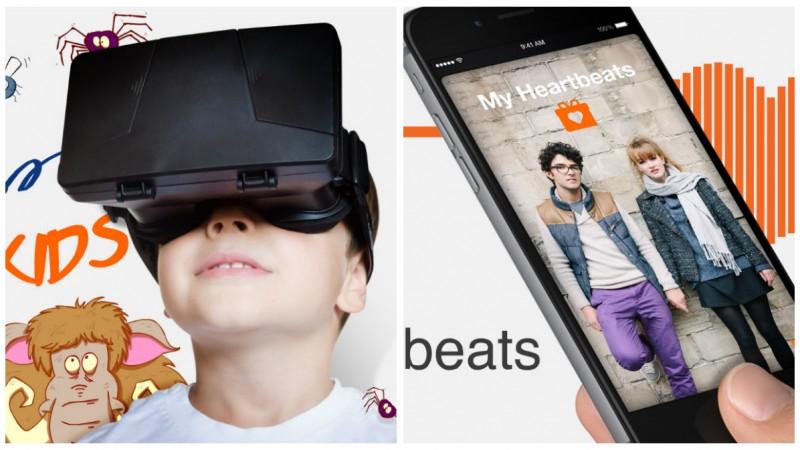 Profero obtine 3 premii la Mobile Awards 2016, in cadrul Mobifest.Proiectele premiate au fost Orange My Heartbeats si Spiderkids VR
