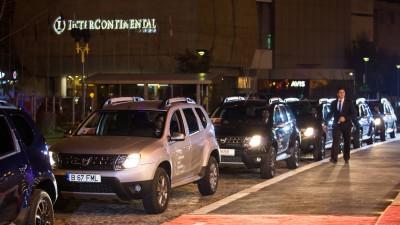 Pastel si Dacia – parteneri de calatorie la a 10-a editie a Galei premiilor Gopo