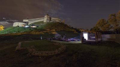 O idee de film aduce studentilor un loc la Scoala de Vara a Festivalului de Film Istoric de la Rasnov