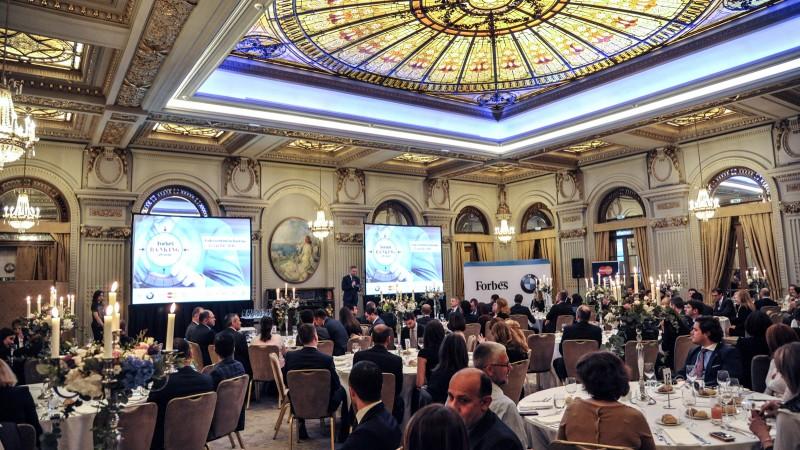 Forbes Banking Awards a desemnat castigatorii anului in banking
