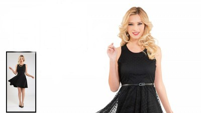 Carrefour aduce sub lumina reflectoarelor cea mai atemporala piesa vestimentara feminina din istorie: The Little Black Dress