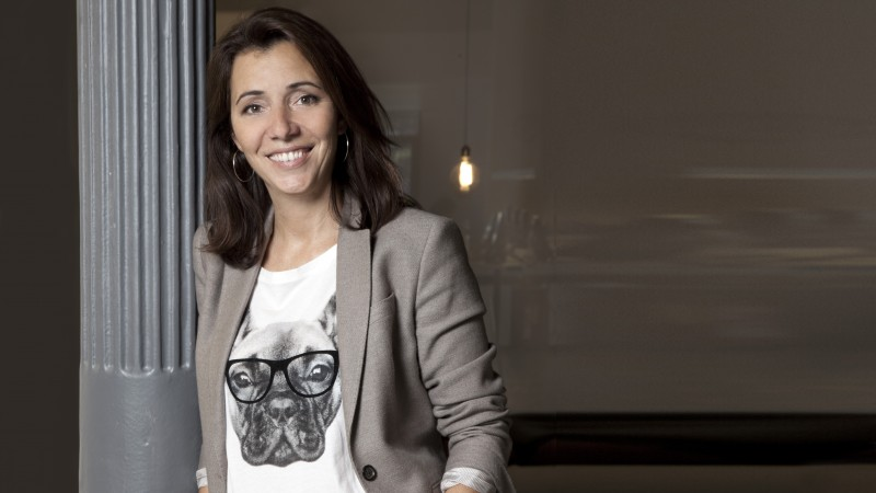 """[FIBRA Jury] Olivia Walsh (apple tree communications): I'm always saying """"forget the box"""", it's not about """"thinking outside the box"""". There never was a box to begin with"""