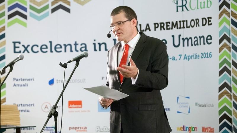 Gala Premiilor de Excelenta in Resurse Umane si-a desemnat castigatorii