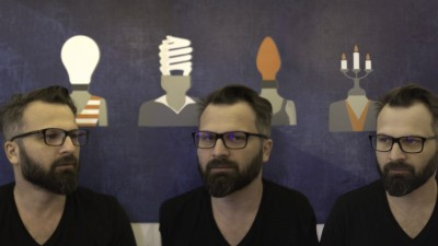[IQ-ul creativ din publicitate] Razvan Vasiloiu si cea mai frecventa greseala: PLICTISEALA