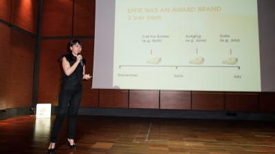 Au inceput inscrierile in cea de-a XIII-a editie Romanian EFFIE Awards
