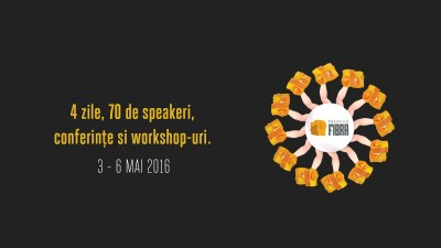 [Premiile FIBRA] 4 zile, 70 de speakeri, conferinte, workshop-uri, debate-uri si talk-uri creative, know-how si inspiratie pe tema creativitatii