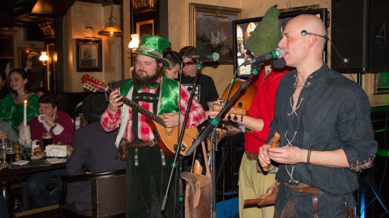 Guinness si Golin au readus spiritul irlandez in Romania, provocandu-i pe romani sa isi faca un #GuinnessTache perfect de St. Patrick's Day