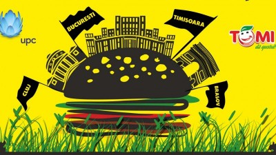 Program si reguli de acces la BURGERFEST 2016