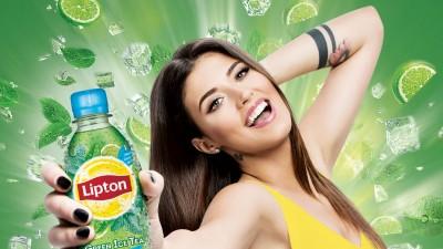 "Vara asta ""Ai verde la ceai"", cu Lipton Ice Tea si Antonia"