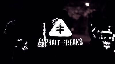 [Case Study] Asphalt Freaks - Reflective Stikers / Asphalt Freaks