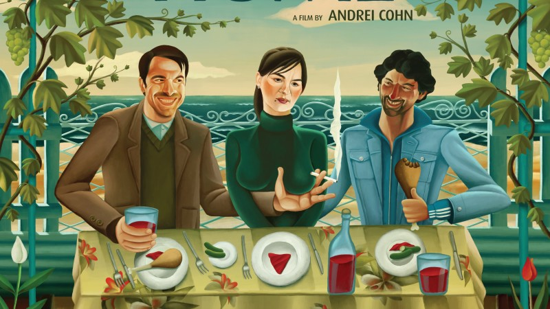 [Premiile FIBRA #1] Gold FIBRA - Cohn & Jansen JWT - Back Home / Back Home / Cohn & Jansen JWT