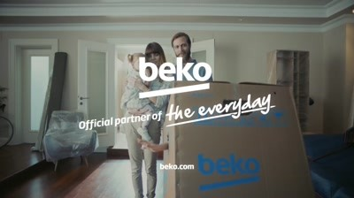 Official Partner of The Everyday - Beko