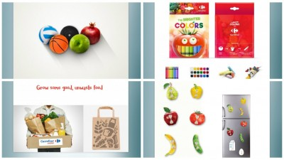 [Young FIBRA] Alege-ti lucrarile preferate din competitia Dubla Provocare Carrefour
