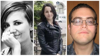 [Dubla Provocare Carrefour: Participantii] Irina Gutan, Silvia Toaca si Adrian Costache fac upgrade codurilor de bare