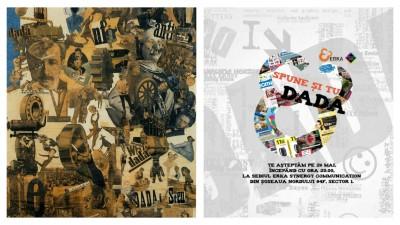 [Noaptea Agentiilor '16] Erka sarbatoreste dadaismul