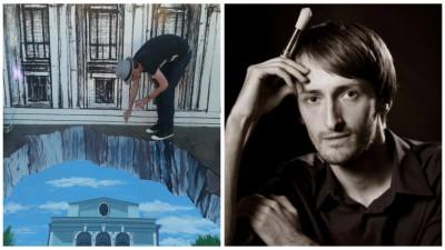 Ajutor pentru pictorul Daniel Relenschi, diagnosticat cu cancer