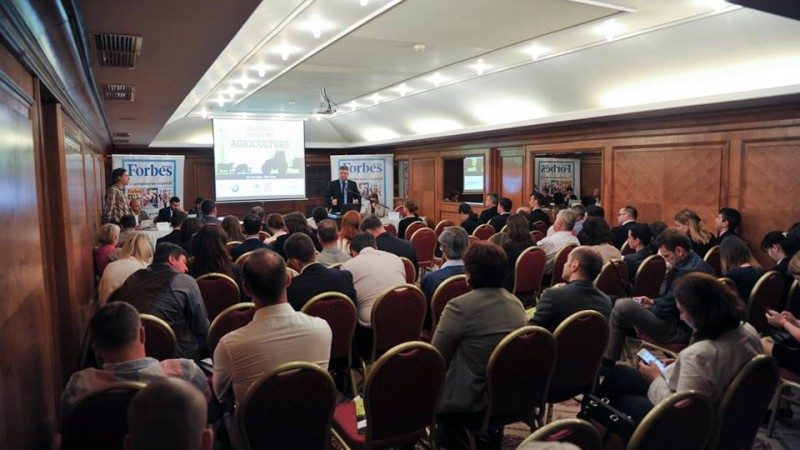 Conferinta Forbes Agriculture: despre business in domeniul agricol