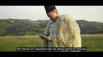 [Case Study] Ghita, The Movies Shepherd - Vodafone